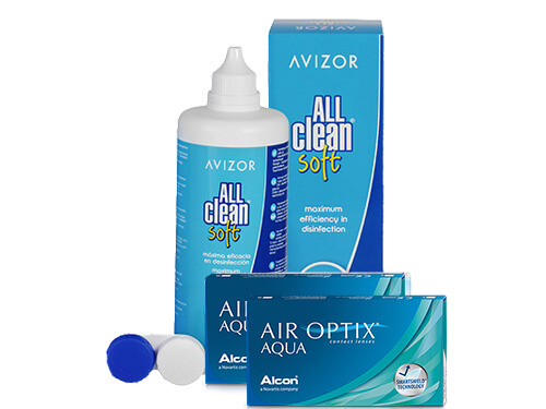baec992296655 Air Optix Aqua + All Clean Soft - LENTES DE CONTACTO 365®