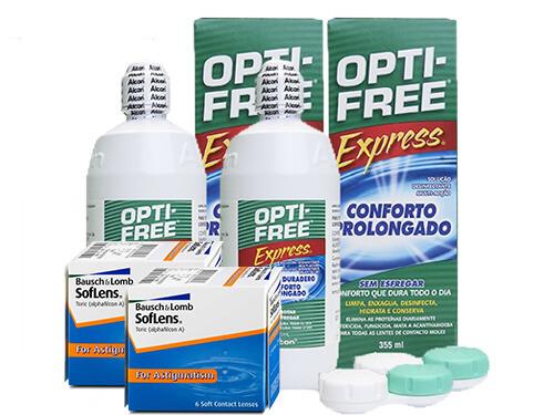 f862ac0608d88 Soflens Toric + Opti-Free Express em LENTES DE CONTACTO 365®