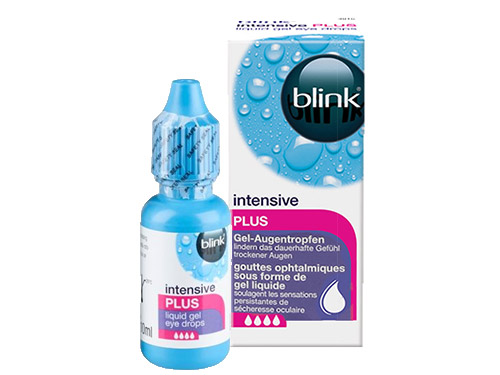 Blink Intensive Tears Plus Gotas Oculares