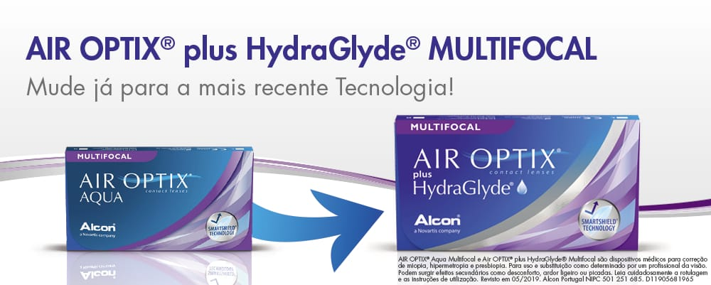 142ec54f25 As suas Lentes de Contacto Air Optix plus Hydraglyde for Astigmatism em Lentes  de Contacto 365