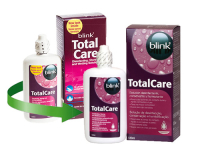 Blink TotalCare Solution Líquido Lentes de Contacto