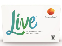Lentes de Contacto Live Daily Disposable
