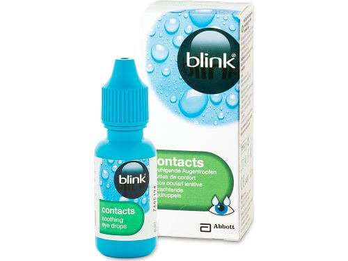 Blink Contacts Gotas Oculares