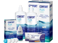 Lentes de Contato Acuvue Vita for Astigmatism + Confort Plus - Packs