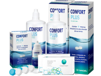 Lentes de Contato Biomedics 55 Evolution + Confort Plus - Packs