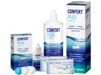 Lentes de Contato Acuvue Oasys for Astigmatism + Confort Plus - Packs