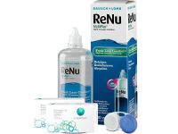 Lentes de Contato Biomedics 55 Evolution + Renu Multiplus - Packs