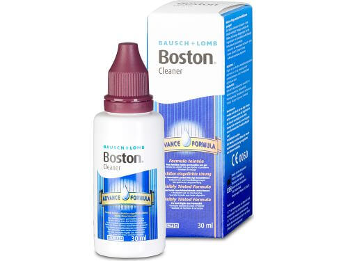 Boston Advance Cleaner Líquido Lentes de Contacto