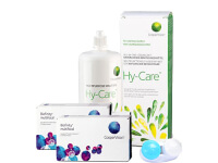 Lentes de Contato Biofinity Multifocal + Hy-Care - Packs