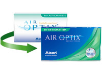 Lentes de Contacto Air Optix for Astigmatism