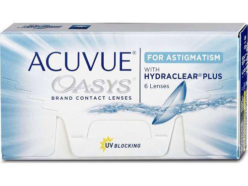 Acuvue Oasys for Astigmatism em LENTES DE CONTACTO 365®  A Ótica de ... 6906f11a49