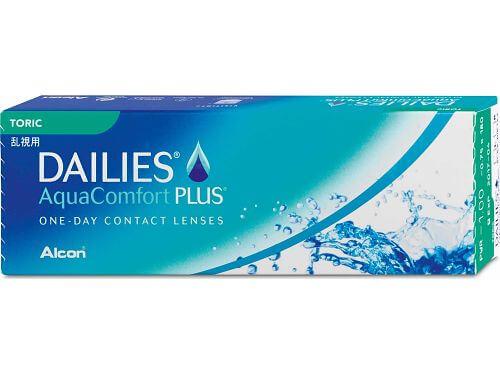 Dailies AquaComfort Plus Toric em LENTES DE CONTACTO 365®  A Ótica ... 8ece739557